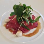 Bresaola & Rocket Salad