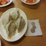 Have you seen such large mandu??