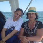 María Elena gracias por acompañar y ser nuestra tour guide te agradecemos todo lo que hicistes p