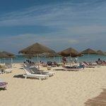 wirklich toller Strandbereich