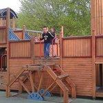 Le parc à jeux