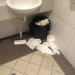 Restaurant Toilets