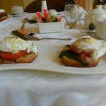 Eggs Benedict mmmmm