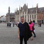 Daniel White in Bruges