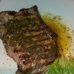 bistecca con salsa del curato