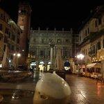 Gelato cam of Piazza Della Erbe (4 minutes walk)