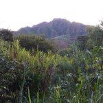 Blick auf den Mandango vom Rumiwilco aus