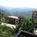 Balcony View to Faraya mountains