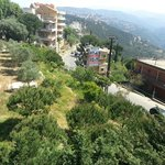 Balcony View to Faraya mountains2