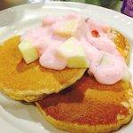 Gorgeous gluten free pancakes ��