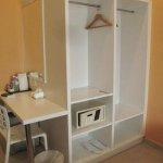 the doorless cabinet