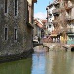 Annecy centre historique