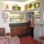 our newly decorated bar for 2014