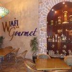 wafi gourmet - ingresso