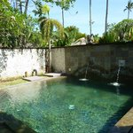 Pool der Poolvilla