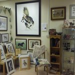 VARIOUS ARTWORK AND COLLECTABLES