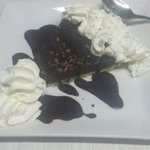 Chocolate cake...very nice!