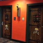 room doors