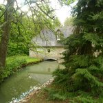 Jardin 2 , le Moulin