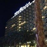 Entrata hotel sulla Walk JBR