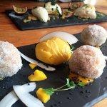 Coconut Arancini
