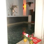 pool in Riad