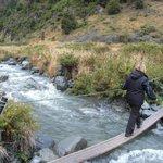 Abenteuerliche Flussüberquerungen