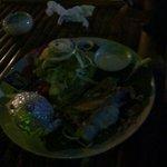 Cena a base di pesce.... Che bontà!