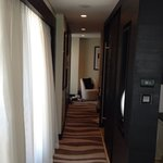 large corridor @Luxury corner room on 15. floor