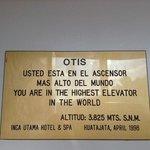 worlds highest elevator