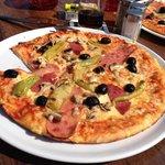 Pizza Cacciatora