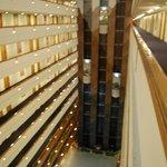 couloirs et étages