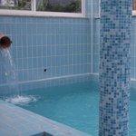 ottima piscina termale!!!