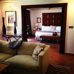 One of the best suites we've ever stayed in!