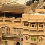 Roop mahal seen from the fort [using a tele lens]