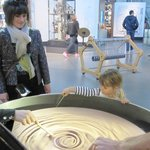 Explore sand patterning