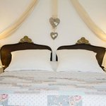 """Family suite """"Naturelle"""" - master bedroom"""