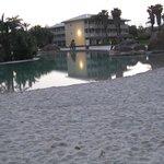 piscine de sable pour enfants