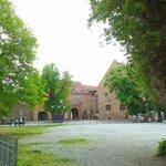 Inside Spandau Citadel