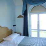 Hotel Punta Imperatore- Camera