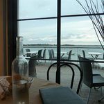 vue de la salle du restaurant
