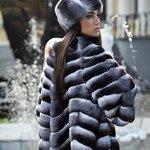Turkish Leather Mink Fur Coat