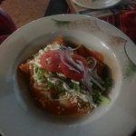 Heerlijke enchiladas