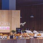 Buffet desayuno Singular Food