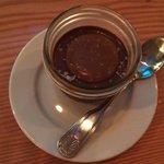 dark chocolate pot de creme
