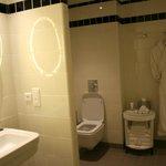 Ванная комната в нашем номере