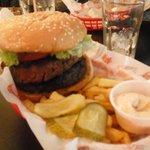 Hamburger da 16 oz (500 gr)