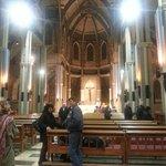 altar y vista interio
