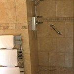Garden View Wet Room Shower