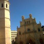 Concatedral de Santa María, en la cercna Plaza Mayor